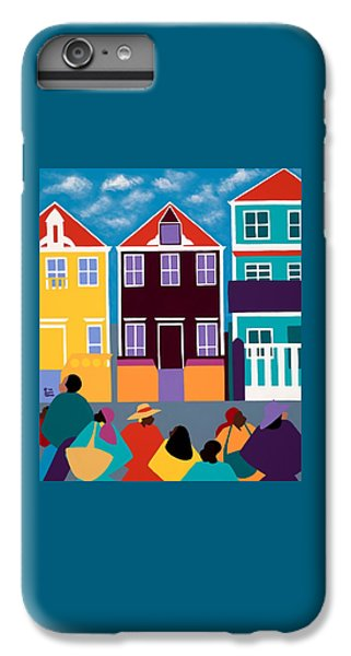 iPhone 6 Plus Case - Curacao Dreams by Synthia SAINT JAMES