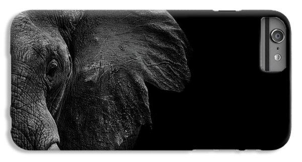 Africa iPhone 6 Plus Case - Elephant by Wildphotoart