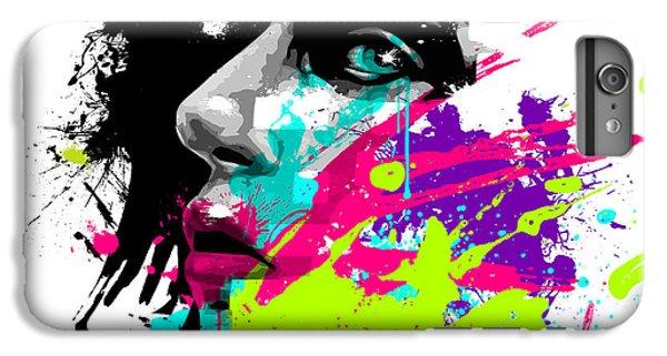 Face Paint 2 IPhone 6 Plus Case