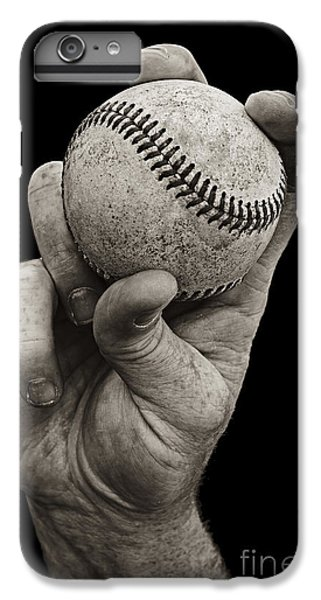 Fastball IPhone 6 Plus Case by Diane Diederich