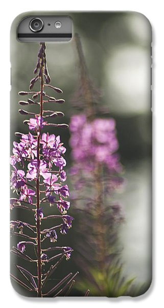 IPhone 6 Plus Case featuring the photograph Fireweed by Yulia Kazansky