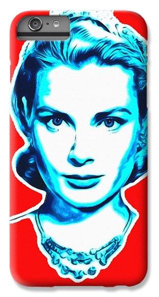 Grace Kelly IPhone 6 Plus Case by Art Cinema Gallery