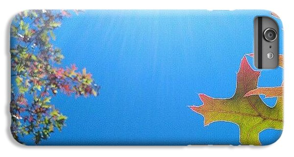 Bright iPhone 6 Plus Case - Hello Autumn by CML Brown