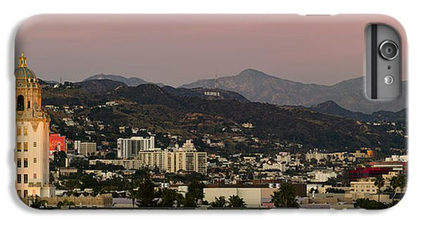 High Angle View Of A City, Beverly IPhone 6 Plus Case