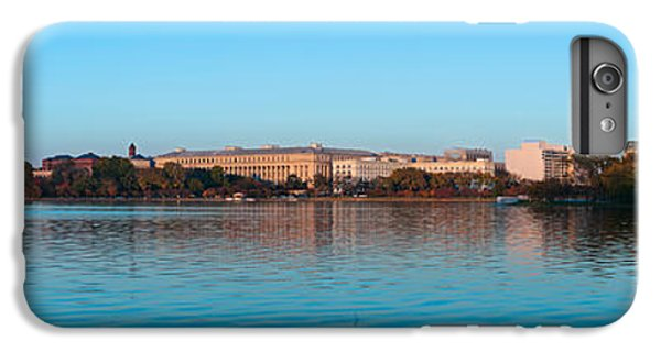 Jefferson Memorial And Washington IPhone 6 Plus Case by Panoramic Images