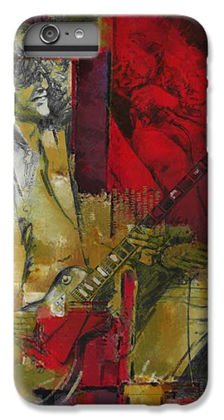 Led Zeppelin  IPhone 6 Plus Case by Corporate Art Task Force