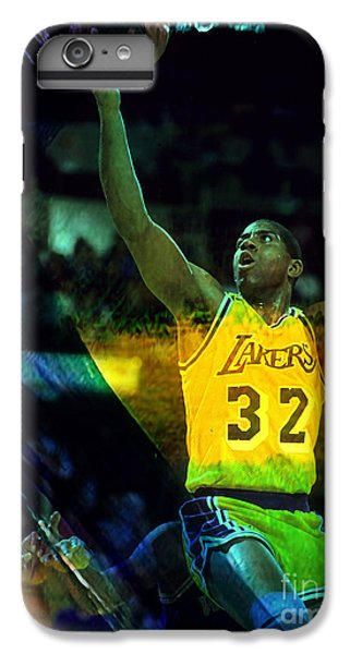 Magic Johnson IPhone 6 Plus Case