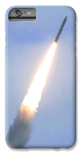 Minotaur Iv Lite Launch IPhone 6 Plus Case by Science Source