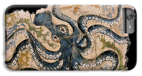 Bogdanoff iPhone 6 Plus Case - Octopus by Steve Bogdanoff