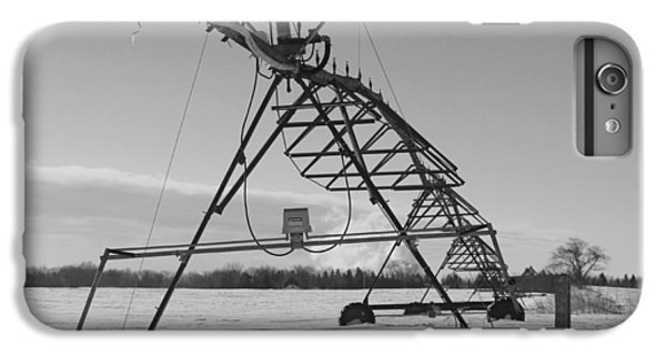 IPhone 6 Plus Case featuring the photograph On The Farm by Ricky L Jones