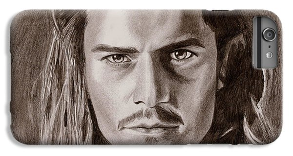 Orlando Bloom IPhone 6 Plus Case