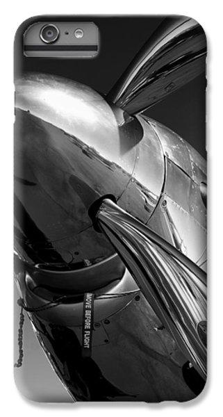 American Landmarks iPhone 6 Plus Case - P-51 Mustang by John Hamlon