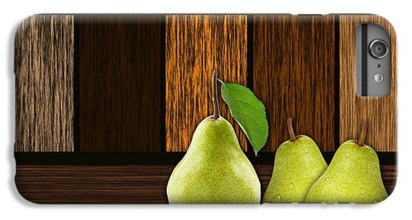 Pear Farm IPhone 6 Plus Case by Marvin Blaine