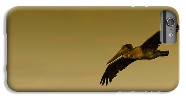 Pelican IPhone 6 Plus Case by Sebastian Musial