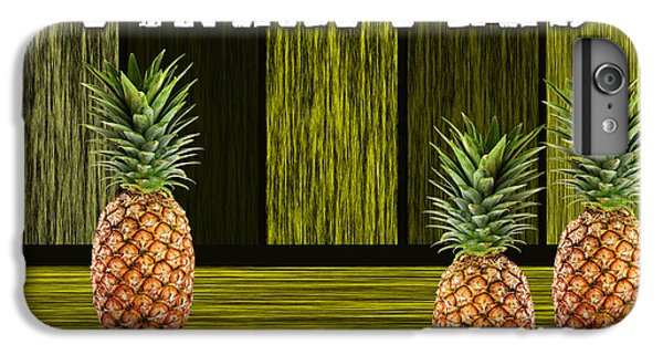 Pineapple Farm IPhone 6 Plus Case by Marvin Blaine
