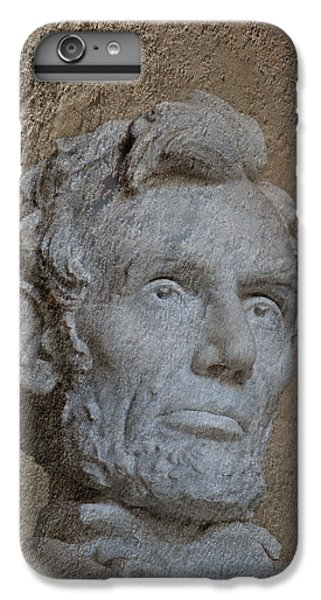 President Lincoln IPhone 6 Plus Case by Skip Willits