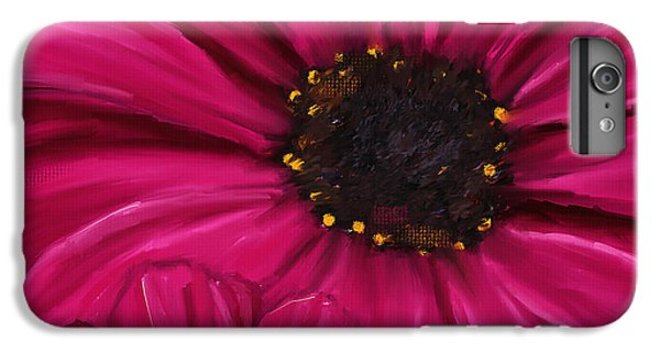 Purple Beauty IPhone 6 Plus Case by Lourry Legarde