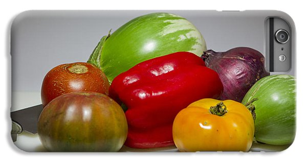 IPhone 6 Plus Case featuring the photograph Ratatouille  by Ricky L Jones
