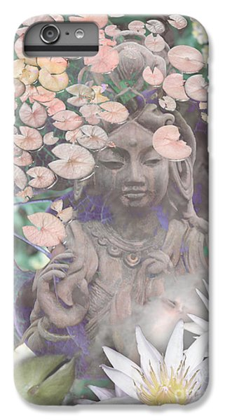 Garden Snake iPhone 6 Plus Case - Reflections by Christopher Beikmann