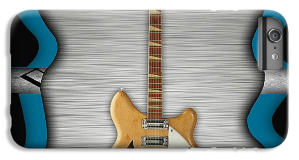 Rickenbacker Guitar Collection IPhone 6 Plus Case by Marvin Blaine