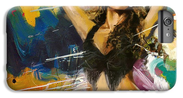 Shakira IPhone 6 Plus Case by Corporate Art Task Force