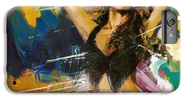 Shakira iPhone 6 Plus Case - Shakira by Corporate Art Task Force
