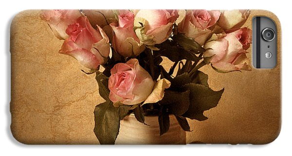 Rose iPhone 6 Plus Case - Soft Spoken by Jessica Jenney