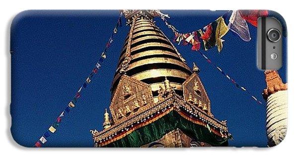Stupa Swayambhunath IPhone 6 Plus Case
