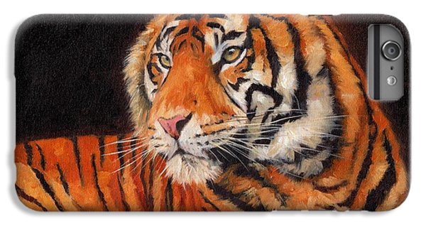 Sumatran Tiger  IPhone 6 Plus Case by David Stribbling