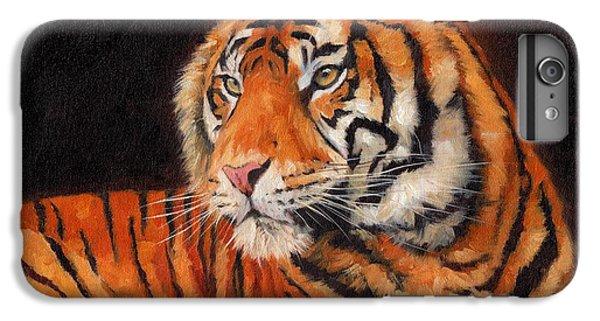 Sumatran Tiger  IPhone 6 Plus Case by David Stribbling