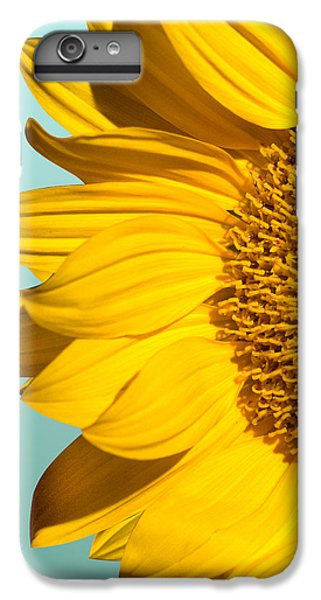 Sunflower IPhone 6 Plus Case by Mark Ashkenazi