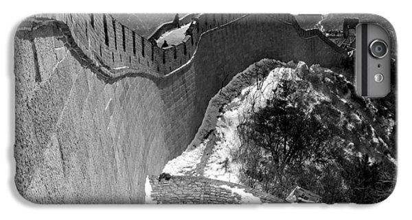 The Great Wall Of China IPhone 6 Plus Case by Sebastian Musial