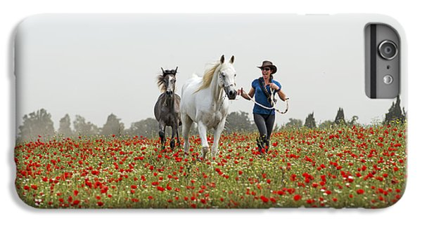 Three At The Poppies' Field... 3 IPhone 6 Plus Case