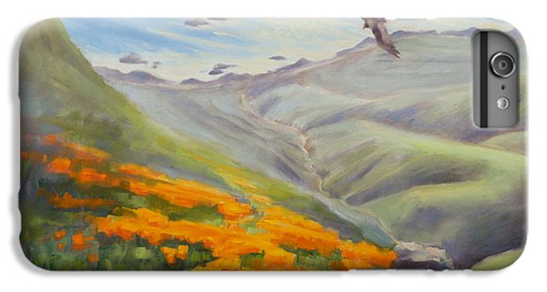 Through The Eyes Of The Condor IPhone 6 Plus Case by Karin  Leonard
