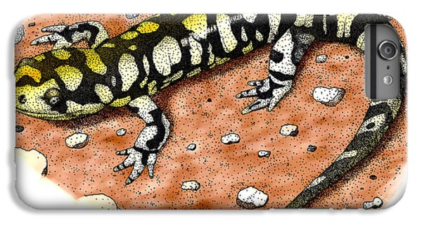 Tiger Salamander IPhone 6 Plus Case by Roger Hall