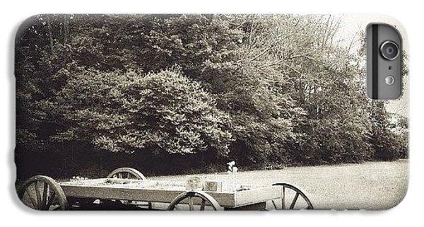 Ohio iPhone 6 Plus Case - Uncle Robert's Wagon by Natasha Marco