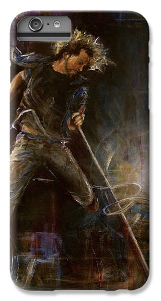 Vedder IPhone 6 Plus Case by Josh Hertzenberg