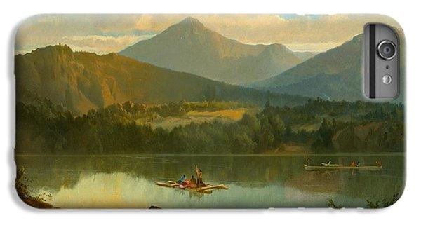Beautiful iPhone 6 Plus Case - Western Landscape by John Mix Stanley