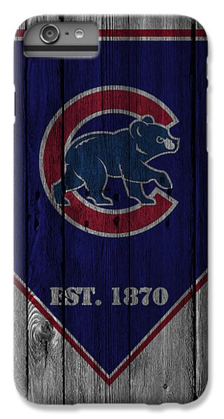 Chicago Cubs IPhone 6 Plus Case