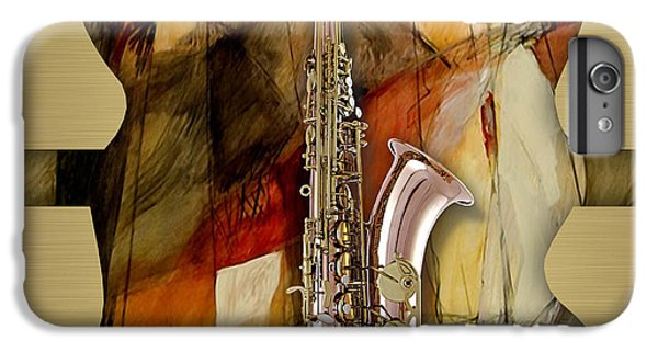 Saxophone Collection IPhone 6 Plus Case