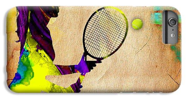 Tennis iPhone 6 Plus Case - Tennis by Marvin Blaine