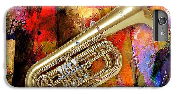 Tuba IPhone 6 Plus Case by Marvin Blaine