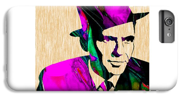 Frank Sinatra IPhone 6 Plus Case by Marvin Blaine