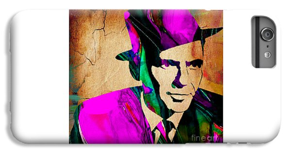 Frank Sinatra Art IPhone 6 Plus Case