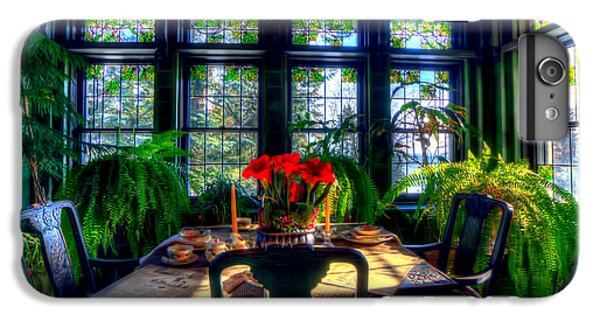 Glensheen Mansion Duluth IPhone 6 Plus Case by Amanda Stadther