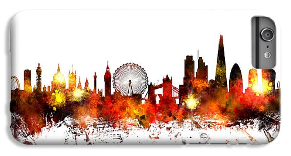 London England Skyline IPhone 6 Plus Case