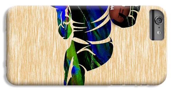 Football IPhone 6 Plus Case by Marvin Blaine