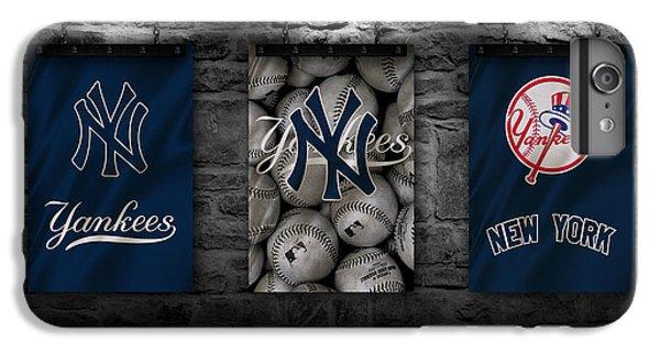 New York Yankees iPhone 6 Plus Case - New York Yankees by Joe Hamilton
