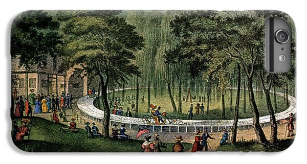 1880s Circular Pleasure Railway - IPhone 6 Plus Case