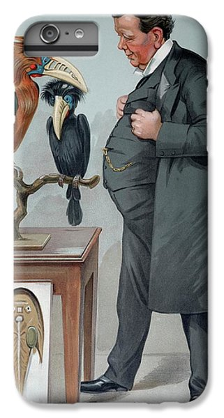 1905 Edwin Ray Lankester Zoologist IPhone 6 Plus Case